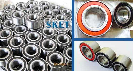 China car wheel hub bearings manufacturer supplier