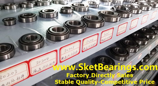 tapered roller bearing manufacturer supplier factory China