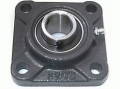 UCF Series 4 Bolt Square Flange Bearings