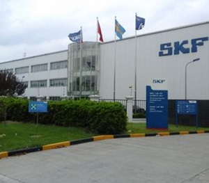 Skf Group will close its plant in Stonehouse UK