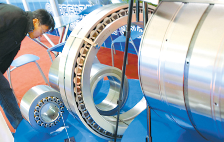 ZWZ bearings enter high end market of one belt and one road countries