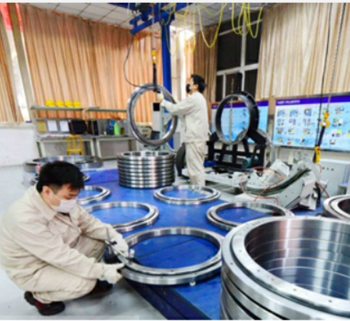 China Enterprises speed up the production of main bearings of medical CT machines to help fight the epidemic in Wuhan