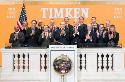 120th anniversary of Timken Company-professional manufacturer of bearing and power transmission products