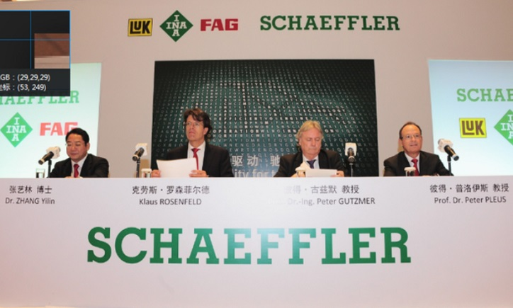 Bearing manufacturer Schaeffler cut 900 people to close five factories